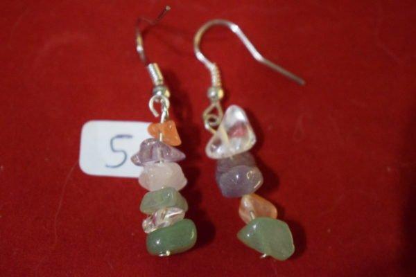 Bijoux : boucles d'oreille, colliers, bague, pendentif, ... | Boutique ésotérique Chrystina en ligne et au magasin à Mons
